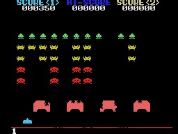 The space invaders book report